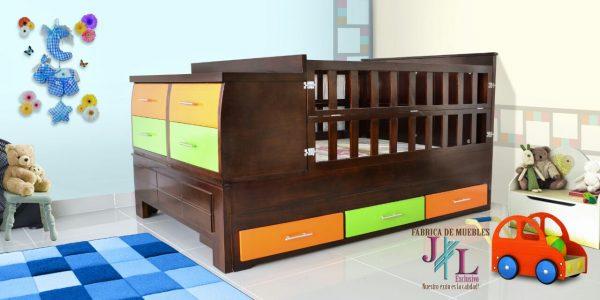cama cuna san miguel