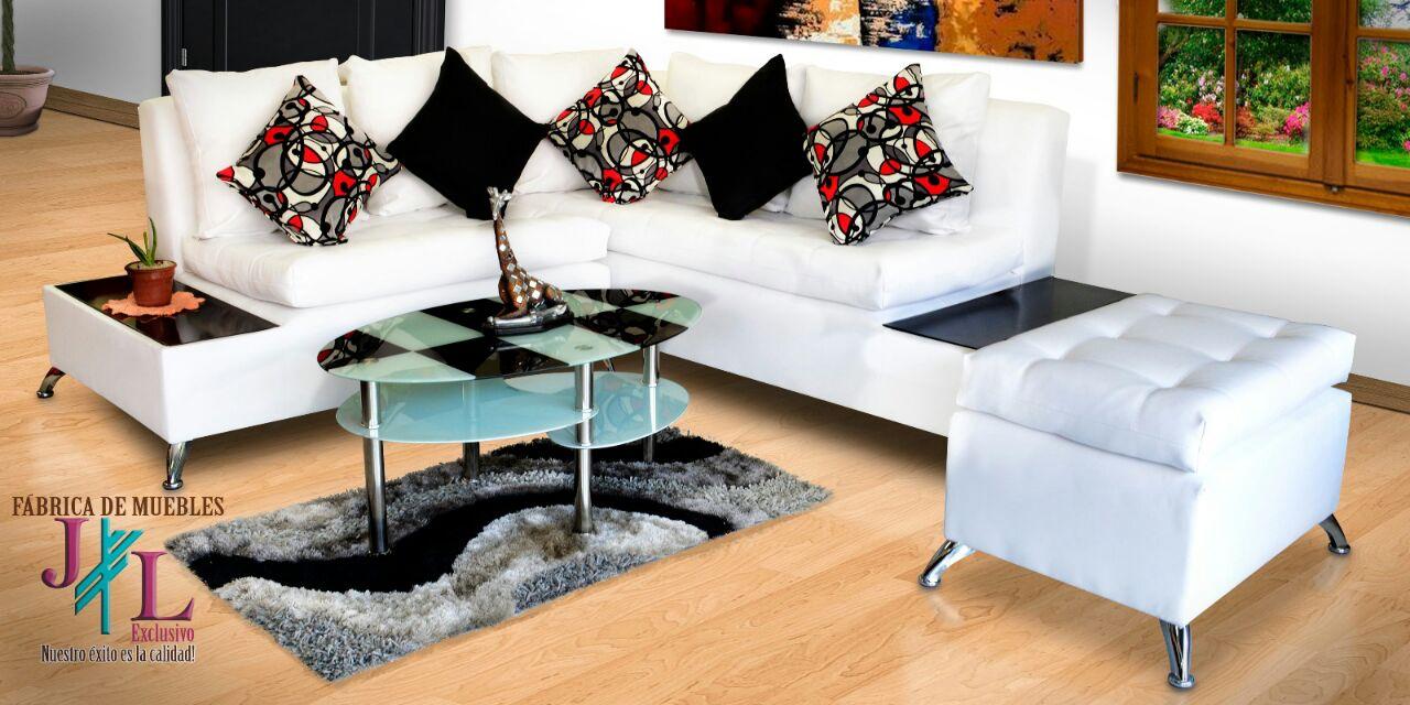 Esquinero jamar muebles jl exclusivo Muebles de sala jamar 2016