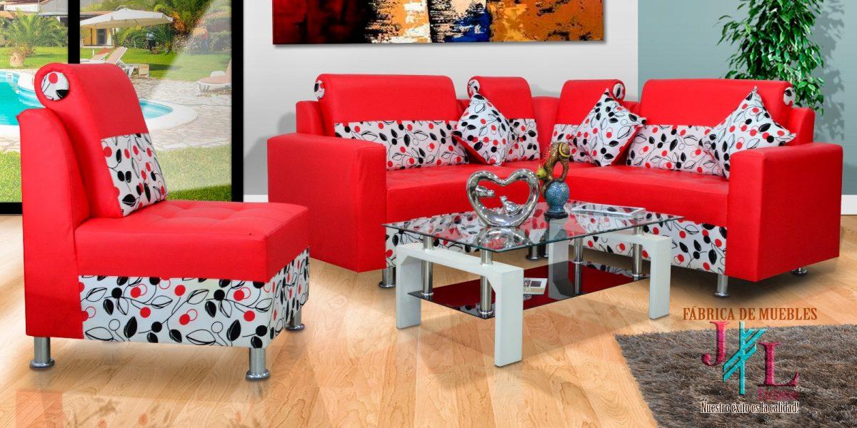 Sala deko jumbo muebles jl exclusivo for Sala 600 melide